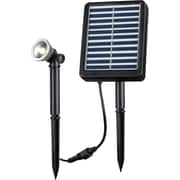 Kenroy Home Solar Spotlight, Black Finish