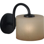 Kenroy Home Matrielle 1 Light Wall Sconce, Oil Rubbed Bronze Finish