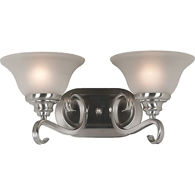 Kenroy Home Welles 2 Light Vanities