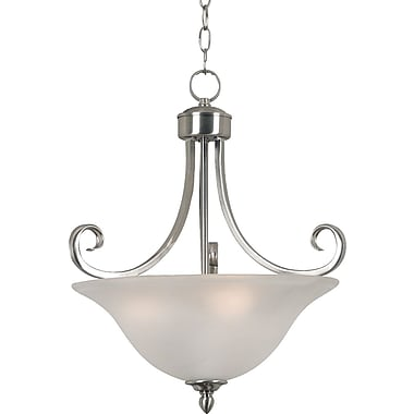 Kenroy Home Welles 3 Light Semi-flush
