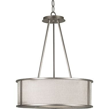 Kenroy Home Whistler 3 Light Pendant, Bronze Gilt Finish
