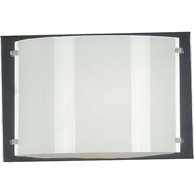 Kenroy Home Archdale 1 Light Wall Sconce, Chrome Finish