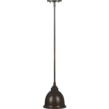 Kenroy Home Carson 1 Light Mini Pendant, Golden Bronze Finish