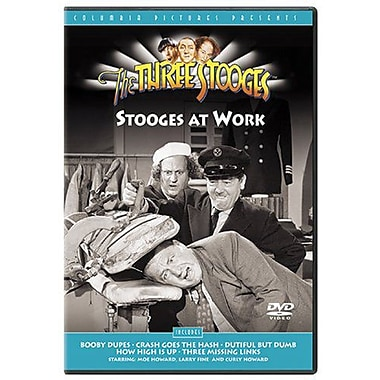 Three Stooges: Stooges at Work