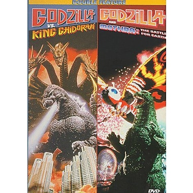 Godzilla vs. King Ghidorah / Godzilla & Mothra: The Battle for Earth