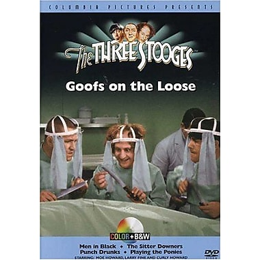 Three Stooges: Goofs on the Loose
