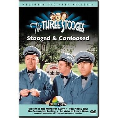 Three Stooges: Stooged & Confoosed