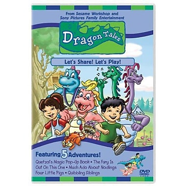 Dragon Tales: Let's Share! Let's Play!