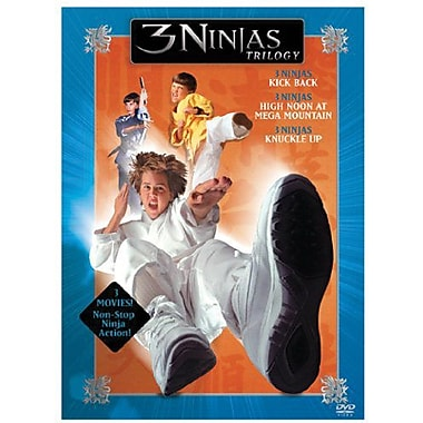 3 Ninjas Trilogy