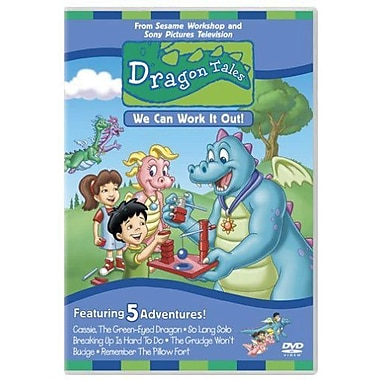 Dragon Tales: We Can Work It Out