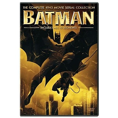 Batman: Complete 1949 Movie Serial Collection