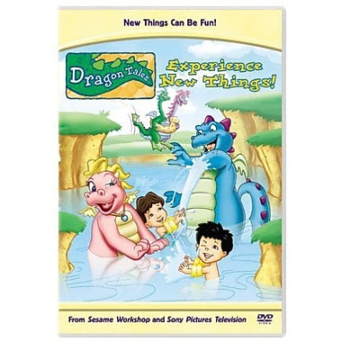 Dragon Tales: Experience New Things