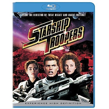 Starship Troopers (Blu-Ray)