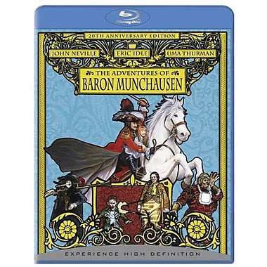 Adventures of Baron Munchausen (Blu-Ray)