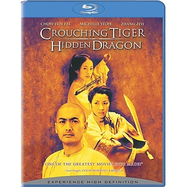 Crouching Tiger Hidden Dragon (Blu-Ray)