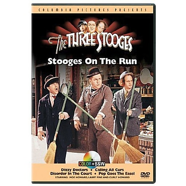 Three Stooges: Stooges on the Run