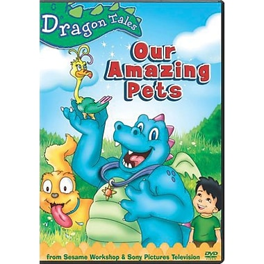 Dragon Tales: Our Amazing Pets