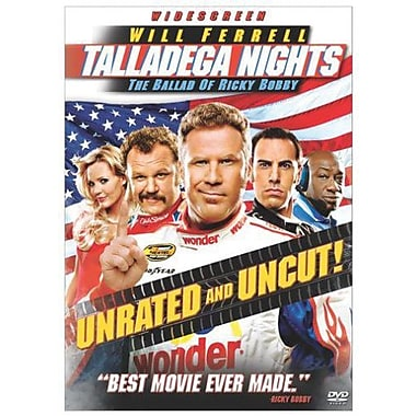 Talladega Nights (Unrated)