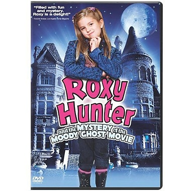 Roxy Hunter & The Mystery of the Moody Ghost