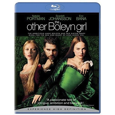 Other Boleyn Girl, The (Blu-Ray)