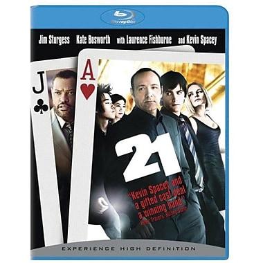 21(Blu-Ray)