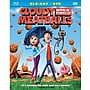 Cloudy With a Chance of Meatballs (Blu-Ray +