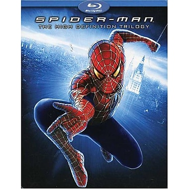 Spider-Man 1, 2, 3 (Blu-Ray)