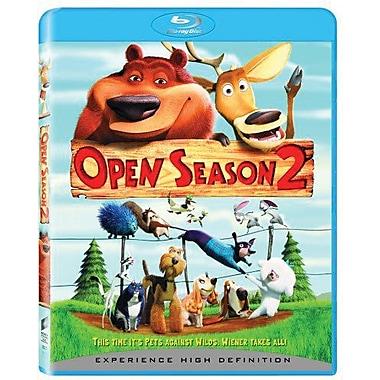 Open Season 2 (Blu-Ray)