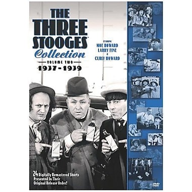 Three Stooges Collection: Volume 2 (1937-1939)