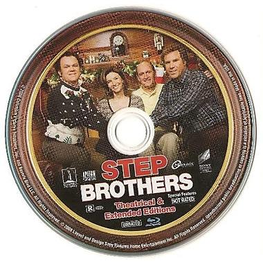Step Brothers (Blu-Ray)