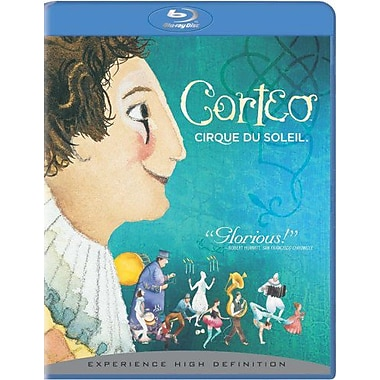 Cirque Du Soleil: Corteo (Blu-Ray)