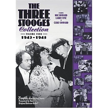 Three Stooges Collection: Volume 4 (1943-1945)