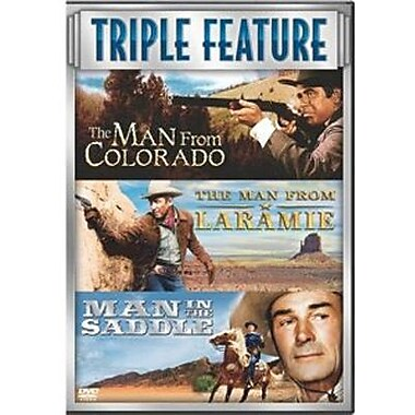 Man From Colorado/Man From Laramie/Man in the Saddle
