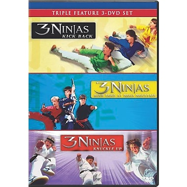 3 Ninjas Kick Back/3 Ninjas: High Noon at Mega Mountain/3 Ninjas Knuckle Up