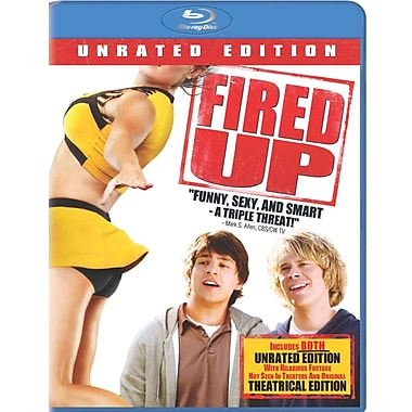 Fired Up (Blu-Ray)
