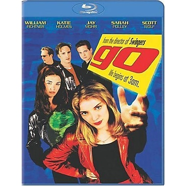 Go (Blu-Ray)