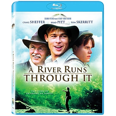 River Runs Through It, A (Blu-Ray)