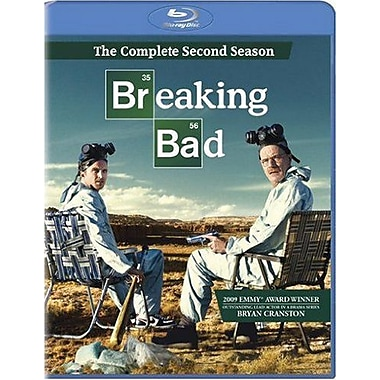 Breaking Bad: Season 2 (Blu-Ray)
