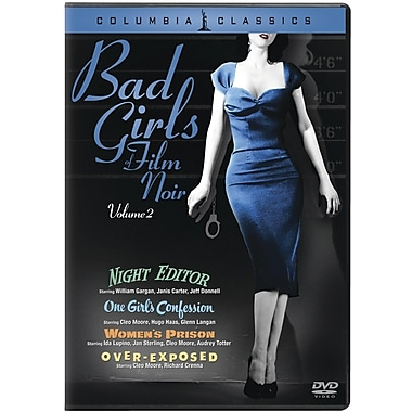 Bad Girls of Film Noir: Volume 2
