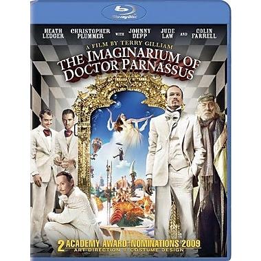 Imaginarium of Doctor Parnassus (Blu-Ray)