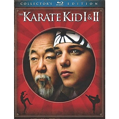 Karate Kid 1 & 2 (Blu-Ray)