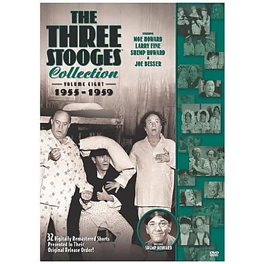 Three Stooges Collection: Volume 8 (1955-1959)
