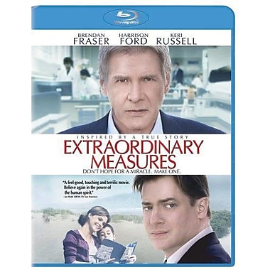Extraordinary Measures (Blu-Ray)