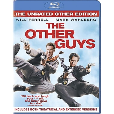 Other Guys, The (Blu-Ray)