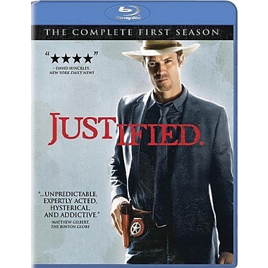 Justified: Season 1 (Blu-Ray)