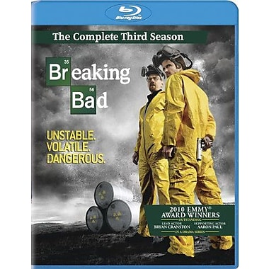 Breaking Bad: Season 3 (Blu-Ray)