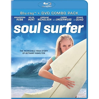 Soul Surfer (Blu-Ray)