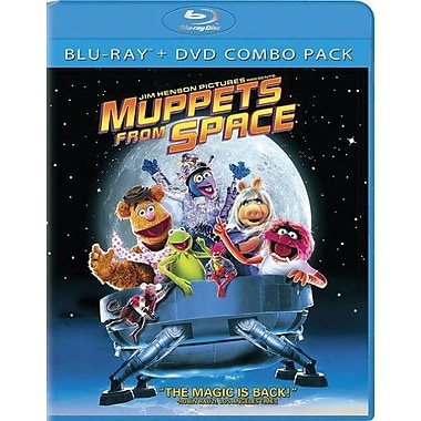 Muppets From Space (Blu-Ray + DVD)