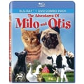 Adventures of Milo and Otis, The (Blu-Ray + DVD)