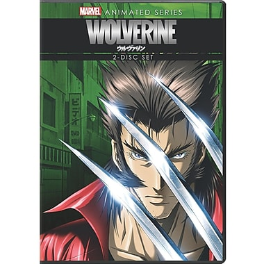 Marvel Anime: Wolverine: Complete Series